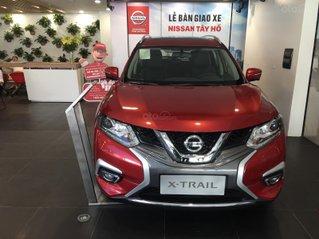 Giá Nissan Xtrail 2020 Miền Bắc siêu khuyến mãi, số lượng có hạn, hỗ trợ trả góp 85%