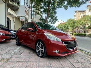 Cần bán lại xe Peugeot 208 năm 2015, màu đỏ chính chủ. Giá tốt 525 triệu đồng