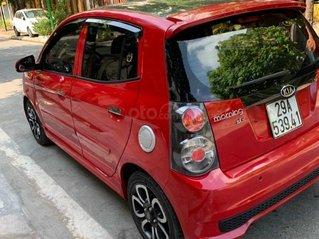 Bán xe Kia Moning XLS 2009 AT màu đỏ