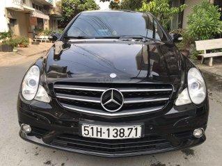 Xe Mercedes Benz R class R350 2008, số tự động, màu đen, 7 chỗ