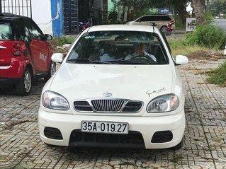 Bán Daewoo Lanos sản xuất 2002, màu trắng