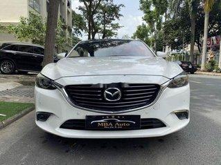 Bán Mazda 6 2019, màu trắng số tự động