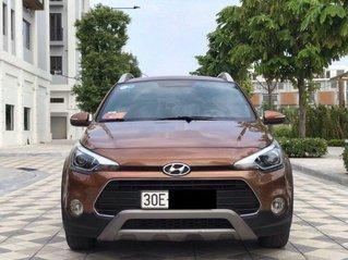 Bán Hyundai i20 Active năm 2016, màu nâu