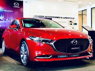 Bán ô tô Mazda 3 đời 2020, màu đỏ, xe nhập, ưu đãi hấp dẫn