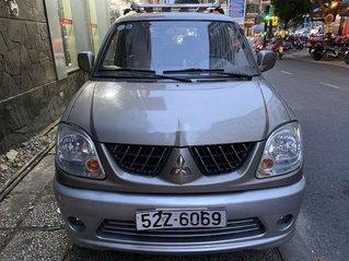 Bán ô tô Mitsubishi Jolie đời 2005, màu bạc