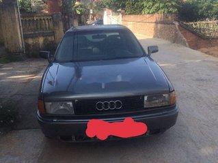 Bán Audi 80 1988, màu xám, xe nhập