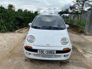 Cần bán lại xe Daewoo Matiz năm 2001, màu trắng, xe nhập