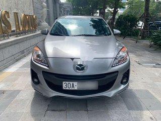 Bán Mazda 3 đời 2014, màu xám. Chính chủ biển HN