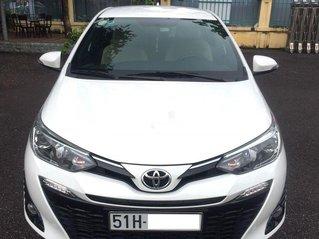 Bán ô tô Toyota Yaris đời 2019, màu trắng còn mới