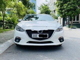 Bán Mazda 3 năm 2016, đăng ký 2017 màu trắng