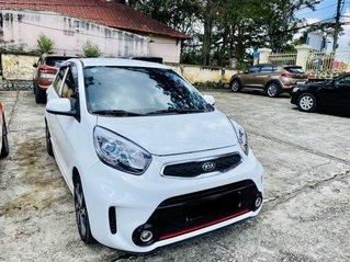 Bán xe Kia Morning Si sản xuất năm 2017, màu trắng