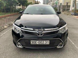 Bán Toyota Camry sản xuất năm 2015, màu đen, giá tốt