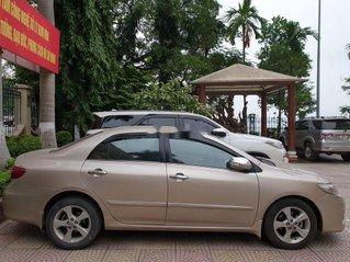 Bán Toyota Corolla Altis sản xuất năm 2011 chính chủ, 470 triệu