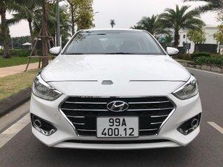 Bán xe Hyundai Accent sản xuất năm 2019, màu trắng, giá chỉ 390 triệu