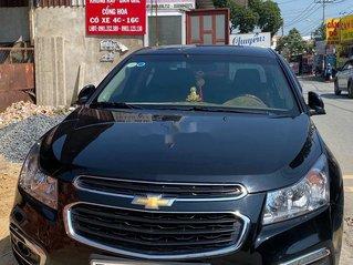 Cần bán lại xe Chevrolet Cruze đời 2017, màu đen chính chủ