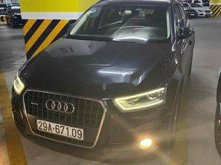 Bán Audi Q3 năm 2013, màu đen, nhập khẩu nguyên chiếc