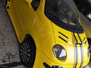 Bán xe Daewoo Matiz sản xuất năm 2000, màu vàng, xe nhập, 90tr