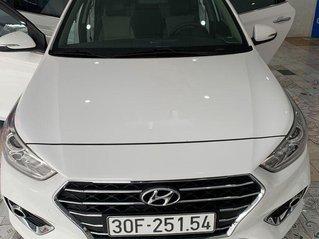Chính chủ bán Hyundai Accent năm sản xuất 2018, màu trắng