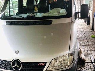 Bán Mercedes Sprinter năm 2008, màu bạc chính chủ, 195 triệu