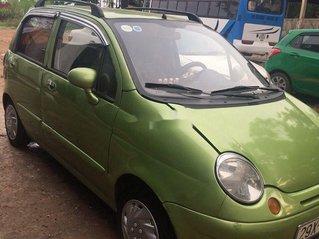 Bán lại xe Daewoo Matiz 2005 số sàn, màu xanh cốm