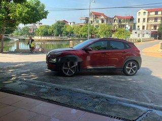 Bán xe Hyundai Kona sản xuất năm 2018, màu đỏ