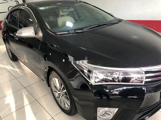 Cần bán Toyota Corolla Altis 2017, màu đen, 650tr