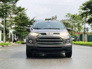 Bán Ford EcoSport đời 2016, màu nâu