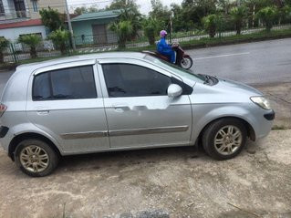 Bán Hyundai Getz đời 2008, màu bạc, nhập khẩu, giá tốt