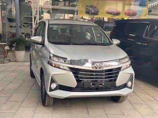 Bán Toyota Avanza đời 2020, màu bạc, nhập khẩu, 7 chỗ ưu đãi tốt