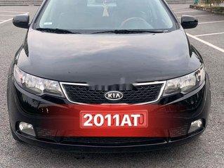 Bán Kia Forte năm sản xuất 2011, màu đen, giá chỉ 338 triệu