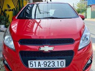 Gia đình bán Chevrolet Spark đời 2014, màu đỏ, giá chỉ 188 triệu
