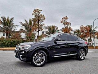 Bán BMW X4 đời 2016, màu đen, nhập khẩu, siêu lướt biển HN đẹp