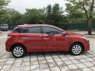 Bán Toyota Yaris 2015, màu đỏ số tự động