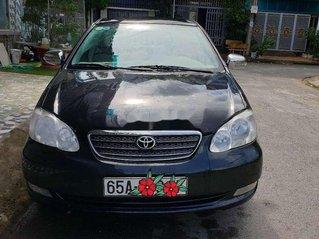 Chính chủ bán ô tô Toyota Corolla Altis năm sản xuất 2003, màu đen