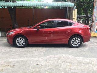 Bán xe Mazda 3 sản xuất 2016, màu đỏ số tự động