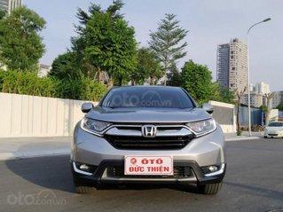 Honda CRV 1.5E 2018, màu bạc
