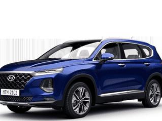 Hyundai SantaFe 2020 giảm 40 triệu - tặng phụ kiện khủng