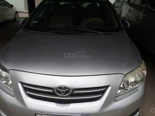 Cần bán Toyota Corolla Altis năm 2009, màu bạc, chính chủ