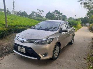 Cần bán lại chiếc Toyota Vios E 2016, xe chính chủ sử dụng, xe còn mới