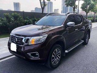Bán Nissan Navara sản xuất năm 2016, màu nâu, giá 565tr
