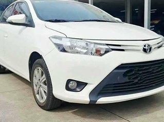 Bán ô tô Toyota Vios năm 2016, màu trắng, số tự động