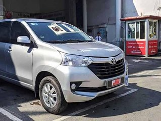 Bán Toyota Avanza sản xuất 2018, màu bạc, nhập khẩu