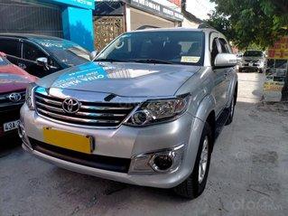 Bán Toyota Fortuner V 2014, số tự động 1 cầu, máy xăng