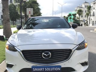 Ưu đãi giảm giá sâu với chiếc Mazda 6 đời 2017 màu trắng, xe còn mới, bao test hãng