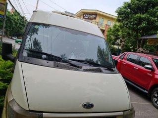Xe Ford Transit Van 3 chỗ Việt Nam máy dầu 7 lít/100m, chạy 120.000km