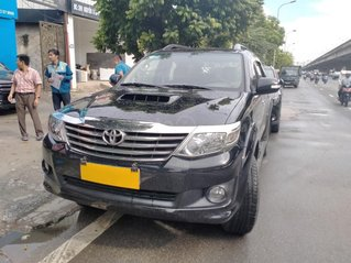 Bán xe Toyota Fortuner G SX 2014