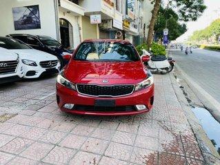 Cần bán lại xe Kia Cerato đăng ký 2018, màu đỏ nhập khẩu nguyên chiếc giá 575 triệu đồng