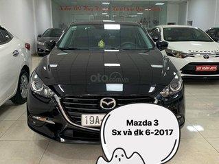 Mazda 3 sx 2017 đi 32000 km chính chủ cá nhân từ đầu