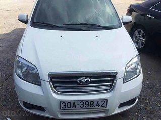 Cần bán Daewoo Gentra năm sản xuất 2010, màu trắng còn mới giá cạnh tranh
