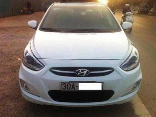 Bán ô tô Hyundai Accent sản xuất năm 2015, màu trắng, nhập khẩu còn mới